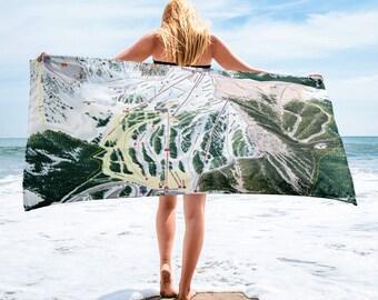 Arapahoe Basin Ski Area Abasin Towel