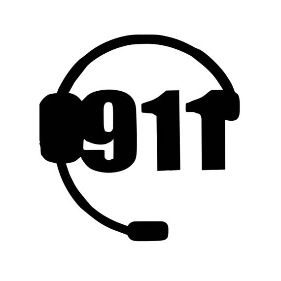 911 dispatch decal 911 dispatcher clipart Dispatcher Memes
