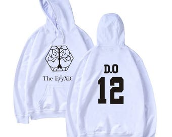 Exo Elyxion Hoodies Kpop (3 colors available)