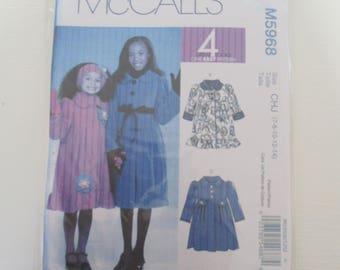 pattern coat size 7, 8, 10, 12, 14