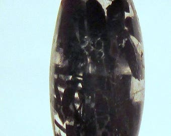Quartz tourmaline - ref21 - non pierced