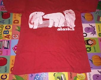 Rare Vintage 80's Alaska. Hawaii Sunstroke