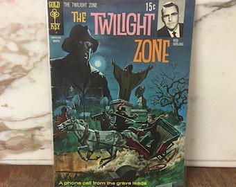 The Twilight Zone #36