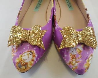 fairytale princess ballerina pumps shoes size 6