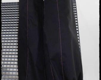 """""""Bomber"""": pants ball black oversize"""