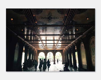 The Underpass | Wall Art Print, Photography, New York