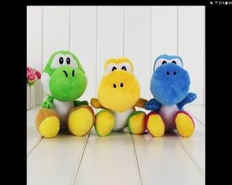Super Mario Yoshi Plush