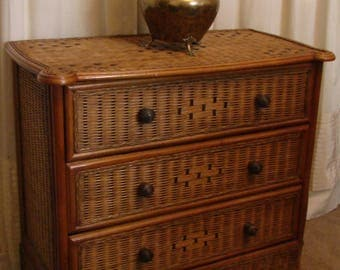 Large Vintage Chest of Drawers