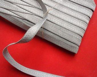 Pretty grey vintage lace.