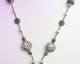 Indian Amulet necklace