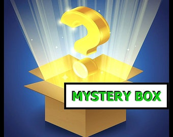 MYSTERY BOX - Take a Chance - You Only Live Once