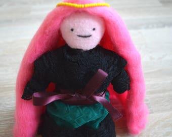 Princess Bubblegum Adventure Time Doll Gift