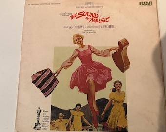 The Sound of Music 1965 Original Vinyl