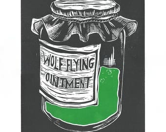 Wolf Flying Ointment