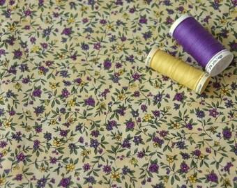 "American patchwork ""PETITES FLEURS"" by Hoffman International fabric"