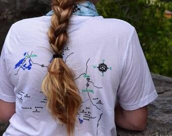 Adirondack Map