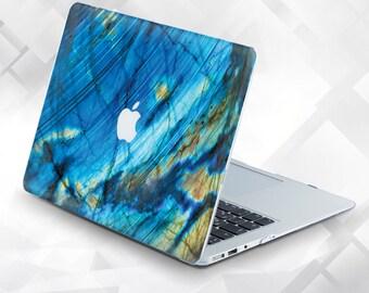 Marble Blue Macbook Pro Case Marble Blue Laptop Case Macbook Hard Case Macbook Air Marble Macbook Air 13 Marble Macbook Marble Macbook