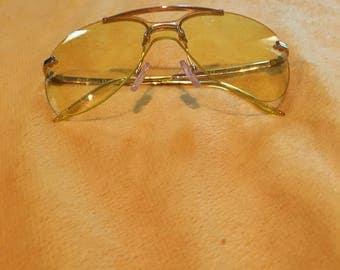 Christian Dior Yellow sun glasses