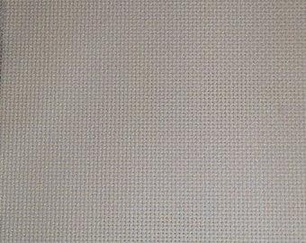 Canvas ecru Aida 7.1 coupon 40 x 45 cm