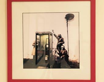 Quality Print of Original Banksy Photograph