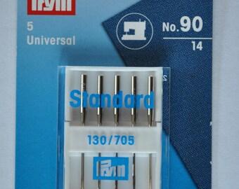 sewing machine needles universal 5 size 90 prym 152412