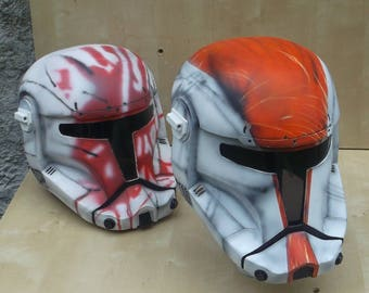 Star Wars - Republic Commando helmet