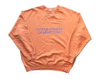 Vintage United Colours of Benetton Sweatshirt