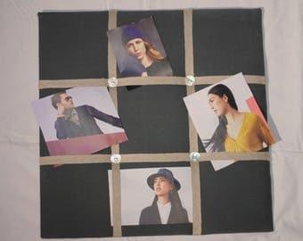 Memory photo Pearl Grey frame