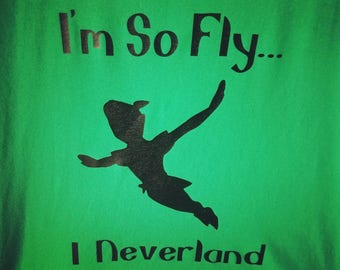I'm So Fly/ Neverland/ Peter Pan