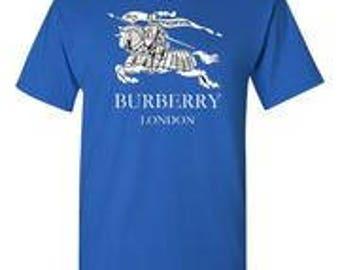 Burberry Royal Blue T-Shirt