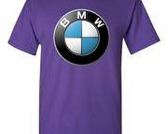 BMW Purple T-Shirt