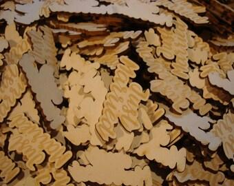 Custom made item in cardboard wood 3 mm custom quote