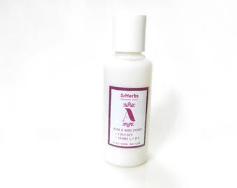 A Hand and body Lotion