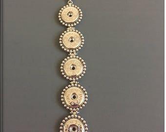 Five (5) Snap Bracelet