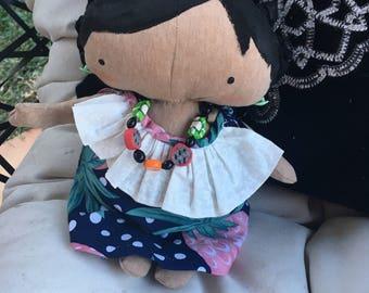 Metis doll handmade