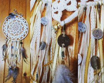 Handmade| One of a Kind| Dream Catcher|Made to Order