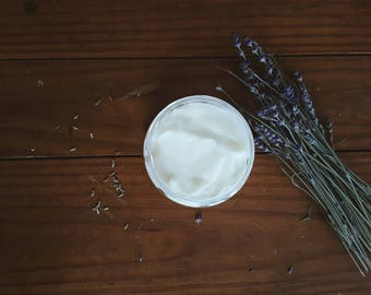 All Natural Essential Oil Body Butter