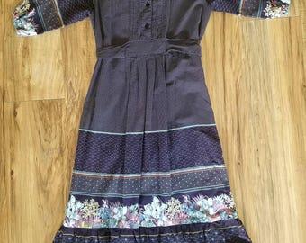 Womems Spring Prairie Dress Small