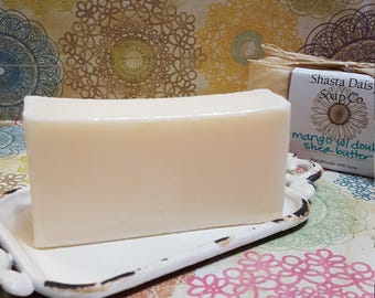 Mango Shea Butter Soap