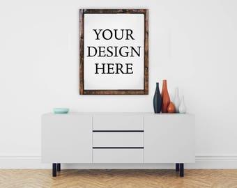CUSTOM Farmhouse Canvas Sign, Custom Farmhouse Sign, Custom Canvas Sign, Custom Stretched Canvas, 16x20 Canvas, 11x14 Canvas, Canvas Print