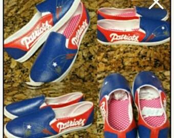 Patriots Shoes