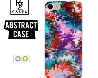 Abstract Phone Case, Geometric Case, Geometric Phone Case, iphone 7, iPhone 7 plus, iPhone 6s, iPhone 5, iPhone 6 Plus, Samsung Galaxy