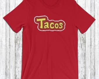 Tacos T-Shirt Krillin DragonBall
