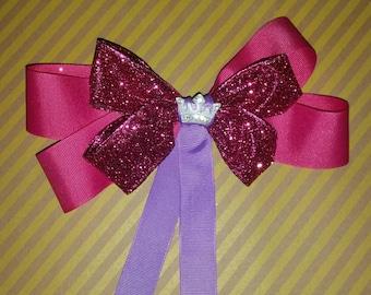Princess big bow