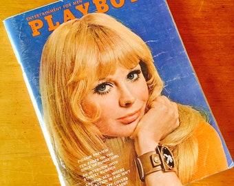 Vintage Playboy September 1968