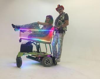 Magic Shopping Car - Ridable Mini-Mutant Vehicle