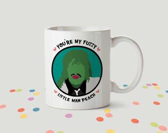Mighty Boosh Ceramic Mug