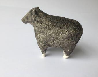 Handmade Ceramic Sheep