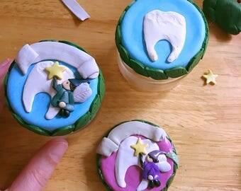 Tooth Fairy Jar