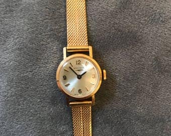 Womens Vintage Longines Watch